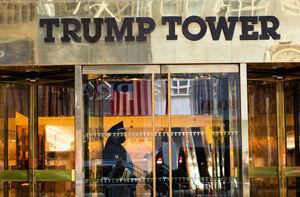 特朗普重返紐約 或為復出商業集團做準備