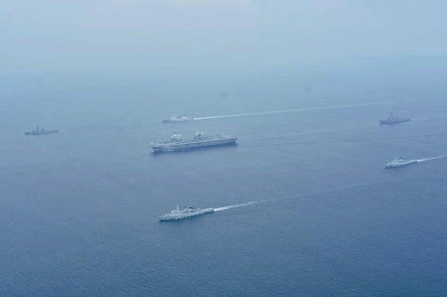 沈舟:山東號能拼過伊利沙伯號航母嗎?