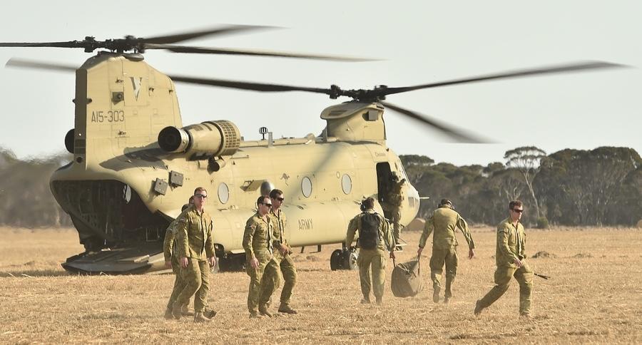 澳洲提前完成阿富汗撤軍行動