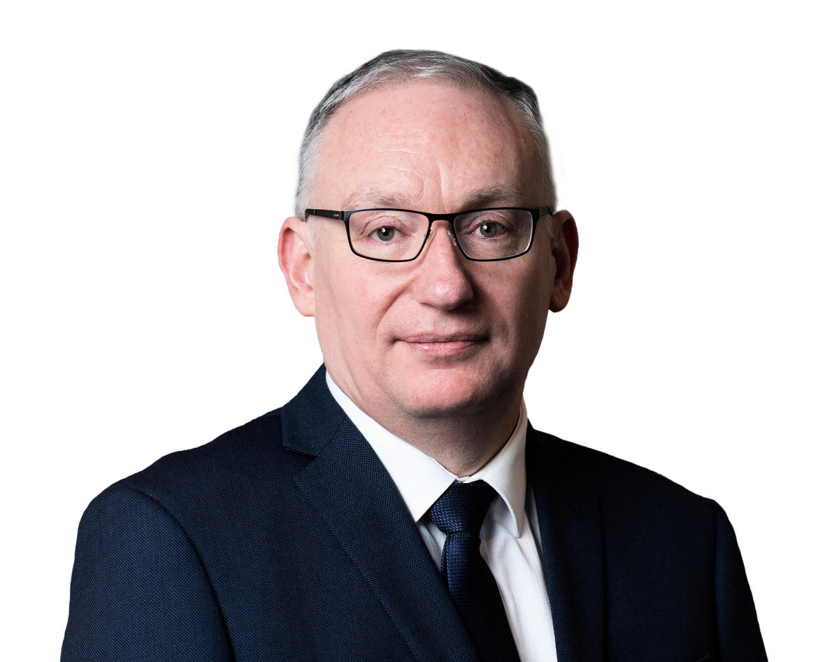 澳洲自由民主黨(Liberal Democratic Party)議員林布里克(David Limbrick)。(本人提供)