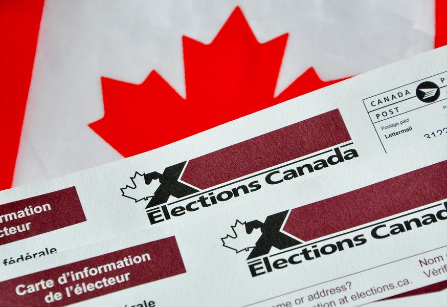 海外選民如何在加拿大大選中投票?