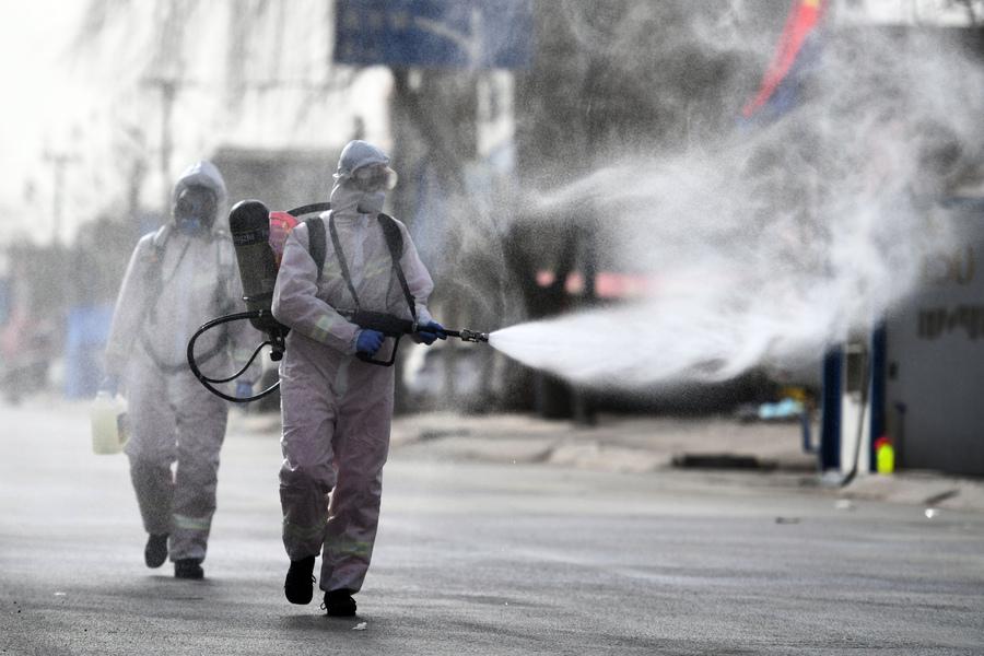 【一線採訪】中共病毒疫情快速擴散 吉林兩市封城