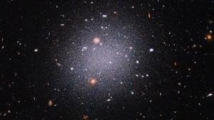 研究發現神秘星系裏沒有暗物質 科學家不解