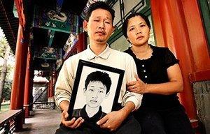 撰文為兒申冤 獨立作家廖祖笙被警方帶走