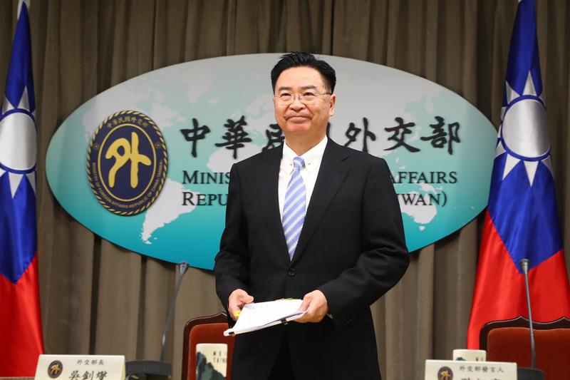 中共加快武統步驟 台外長籲國際支持台灣