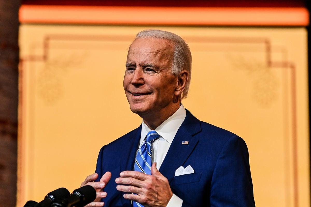 選舉期間旨在影響選舉結果的匿名捐獻,也被稱為「黑錢」(Dark Money)。在本次大選期間,民主黨接受的匿名資金遠超過共和黨,其中有高達1.32億美金流入拜登競選團隊。(CHANDAN KHANNA/AFP via Getty Images)