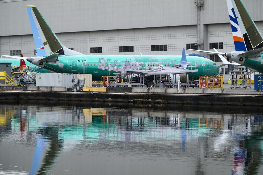 消息:FBI介入波音737 MAX認證過程調查