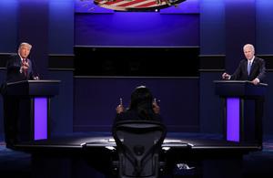 總統辯論最後一問:對沒投票給自己選民說啥?