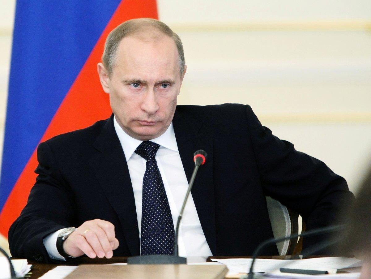 俄國總統普京2020年11月22日表示,由於大選結果未定,他無法承認民主黨候選人拜登是當選總統。(ALEXEY NIKOLSKY/AFP via Getty Images)