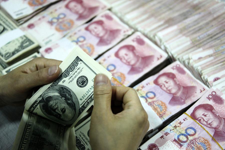 美將重創陸金融 台專家:勿再買人民幣