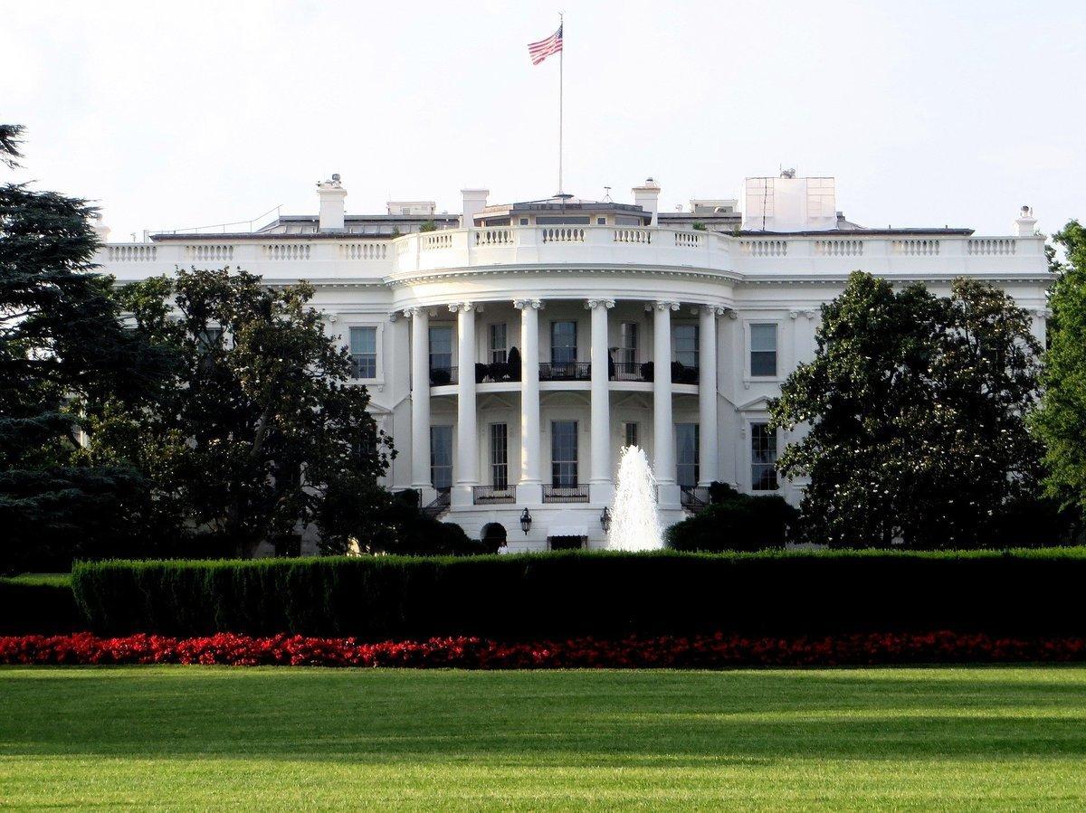 美國白宮。(Pixabay)
