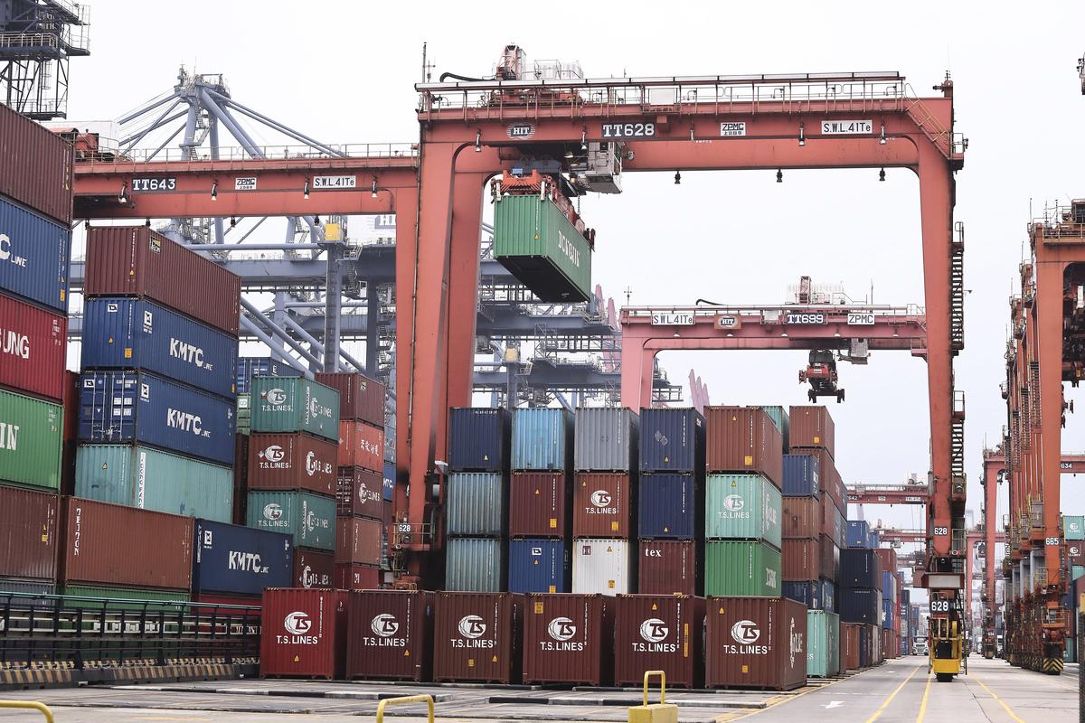 今年第一季度,澳洲對華出口總額高達337億美元,增幅為20.7%,其中3月更是以132億美元的出口額刷新最高紀錄。圖為示意圖。 (余鋼/大紀元)