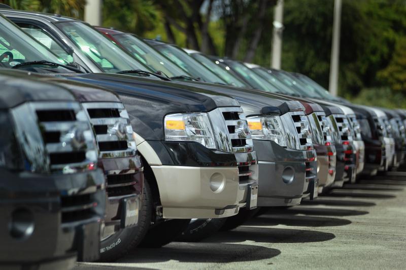 中共財政部周五(12月14日)宣佈,中國將暫停徵收對美國製造汽車和汽車零部件所加徵的關稅,從明年1月1日起實施,為期三個月。(Getty Image)