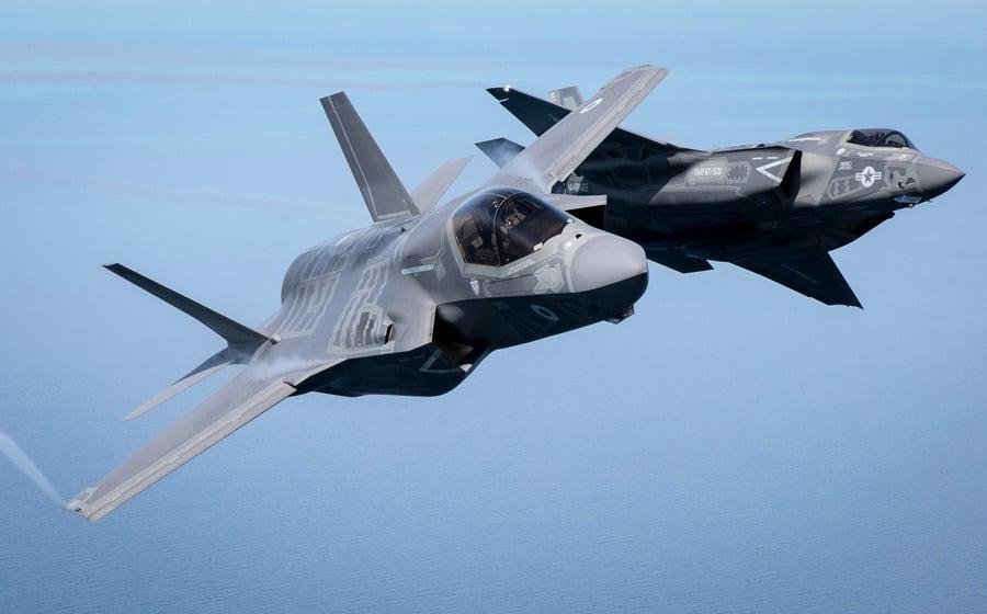 莫里森:澳洲正式具備F-35A戰機維護能力