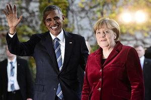 奧巴馬告別柏林 歐洲迎來大選之年
