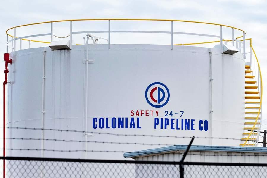 Colonial燃料公司運輸通信系統間歇性中斷