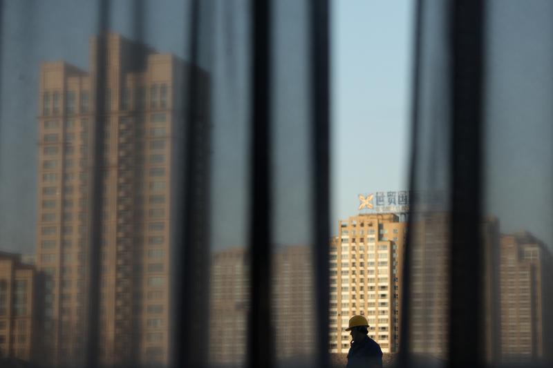 中共銀保監會主席發警告:房地產泡沫化