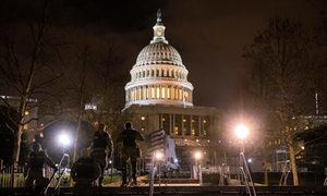 田雲:美國會山事件與左派政治清洗信號