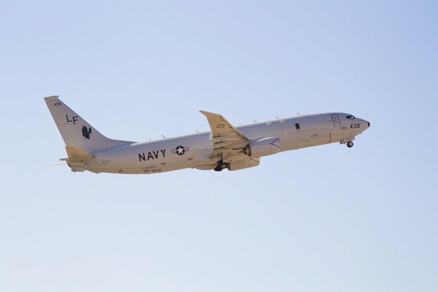 關係緊張 美軍機逼近中國沿海不足八十公里