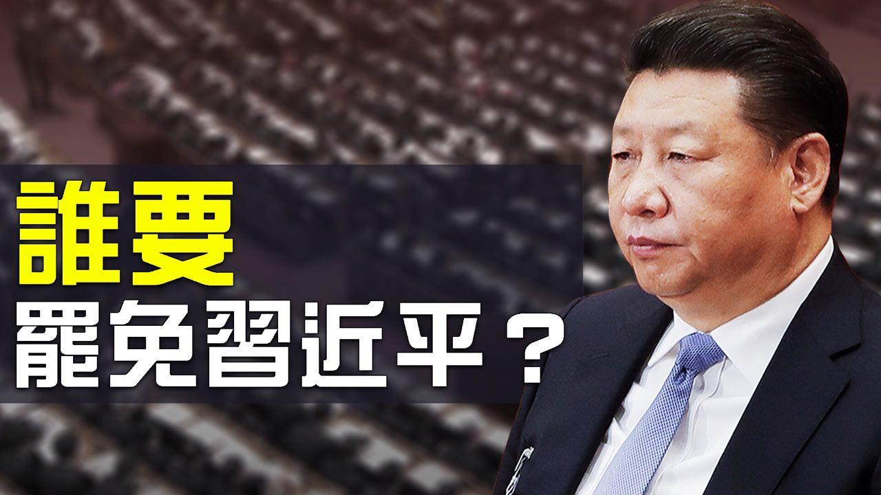 紅二代倒習建議書已是第三波;中共黨內鬥爭隨時生變?(新唐人合成)