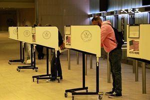 美參院共和黨人阻止推進投票權法案