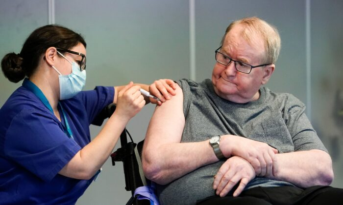 逾20人喪命 挪威警告體弱病人勿接種疫苗