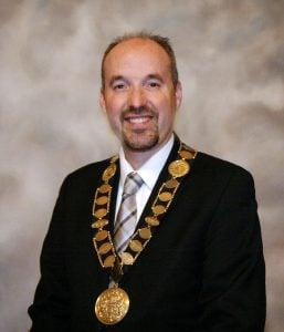 安大略省金斯頓市長布萊恩⋅帕特森(Bryan Paterson)