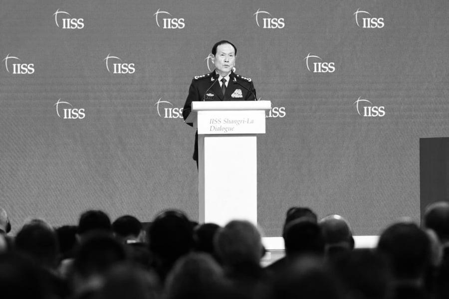 美防長當面直言北京在南海違法
