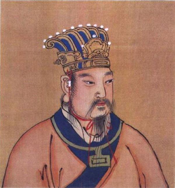 周文王像。(公有領域)