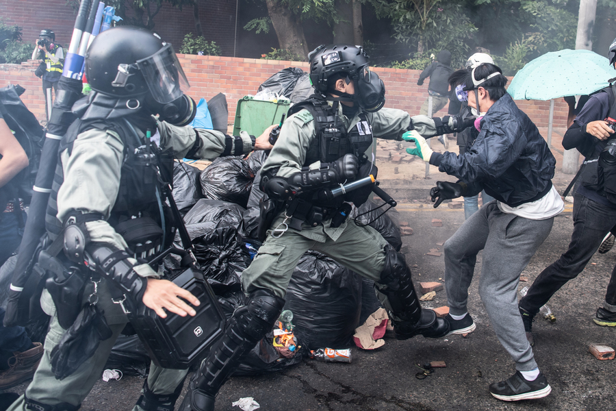 德議員譴責暴政:中共像恐怖份子