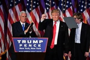 選民求變 特朗普當選對世界是福是禍?