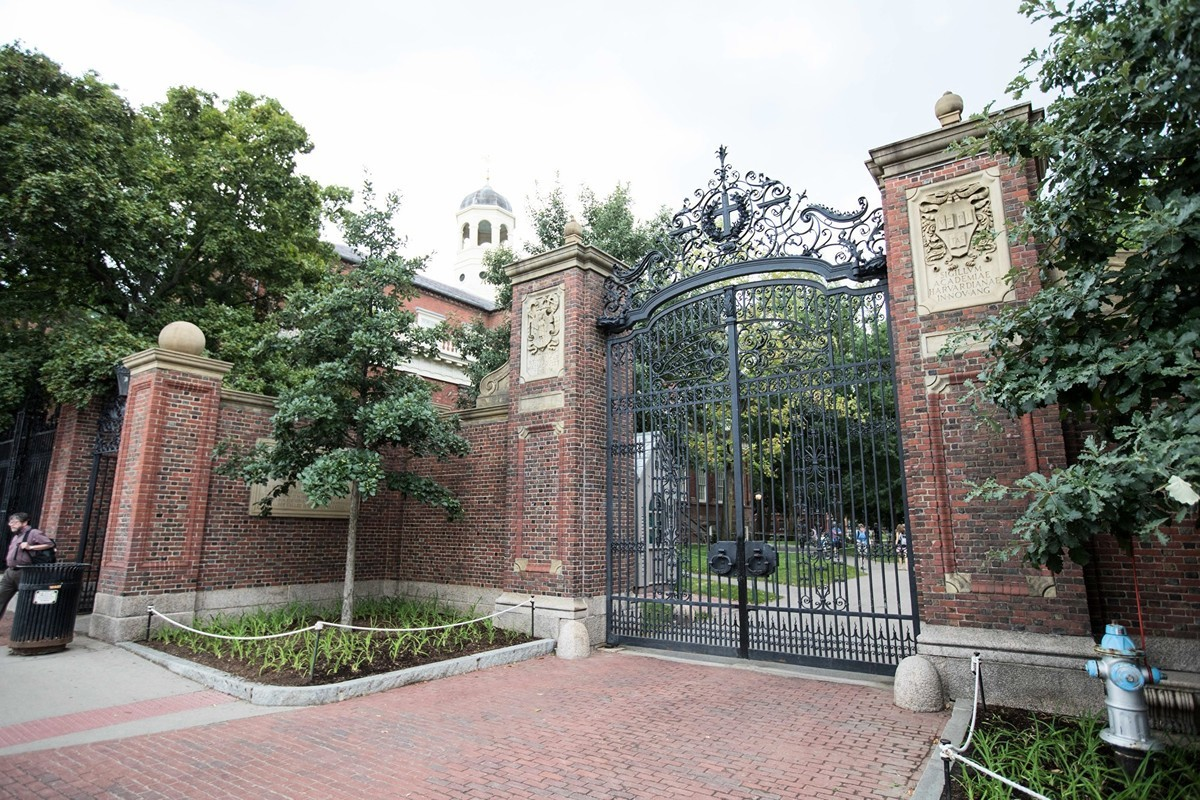圖為哈佛大學。(Scott Eisen/Getty Images)