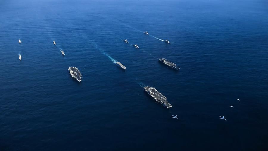 美法日5月聯合軍演 法首次參與日本境內演習【影片】