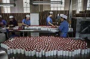 中國「股王」茅台跌停 市值單日蒸發3400億