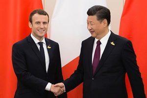 馮朝:法國也與中共保持距離 中共再失落