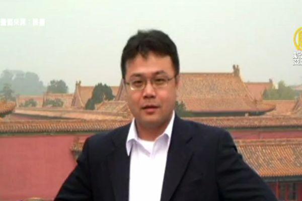 屏東縣枋寮鄉政顧問李孟居訪問香港,原定8月20日返台,卻失去聯繫。(授權影片截圖)