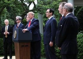 美專家:特朗普或放棄與習私交 中美關係惡化