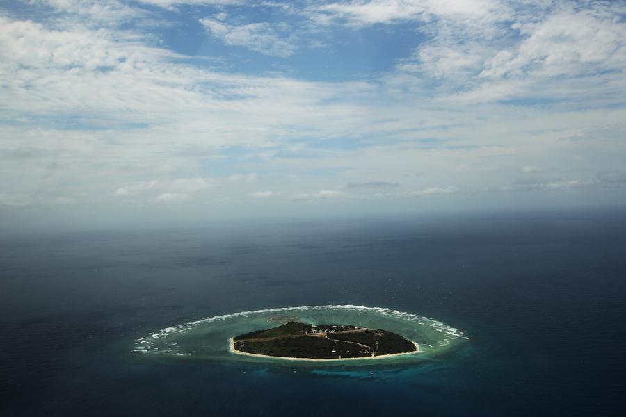 澳洲抗議將大堡礁列為瀕危 懷疑中共背後搞鬼