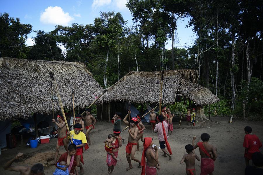中共病毒入侵亞馬遜雨林 十五歲少年染疫亡