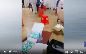 【現場影片】武漢集中核酸檢測 市民憂交叉感染