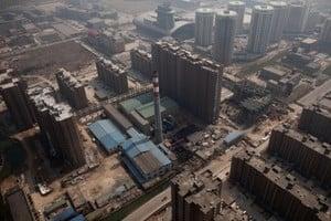 網文:中共戒不掉對房地產依賴
