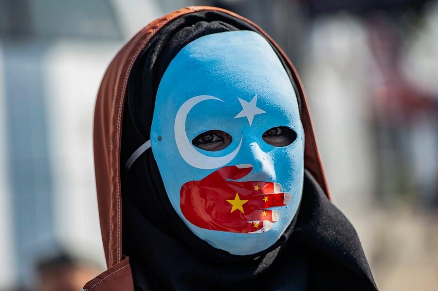 中共迫害維吾爾人 愛爾蘭50多宗教領袖譴責