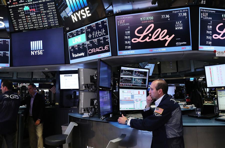 變種病例激增 美股收黑 VIX恐慌指數飆升