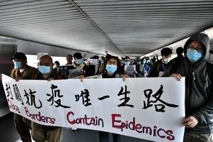 港罷工醫護遭清算 員工陣線籲 「共同進退」