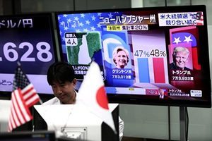 特朗普表現好 全球股市震盪道瓊期貨暴跌六百點