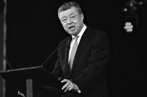 否認中央下令香港修例 中共大使賣甚麼藥