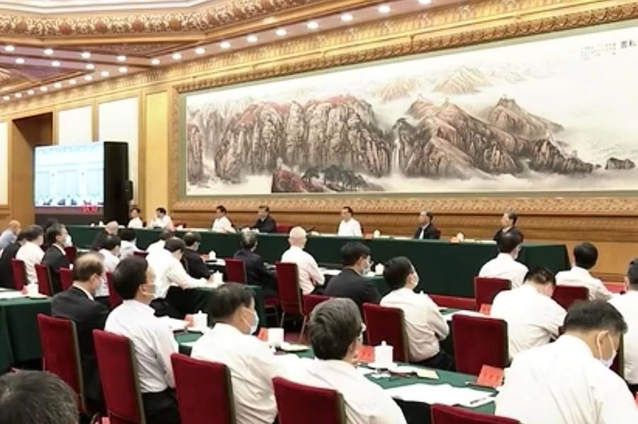 王赫:中央民族工作會議曝中共深層恐懼