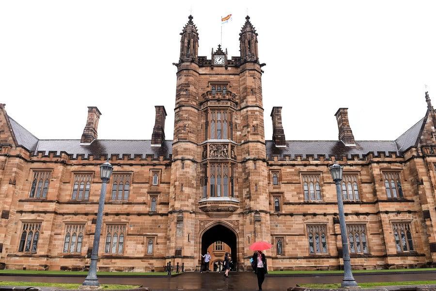悉尼大學報撤下揭露中共滲透文章 澳議員譴責