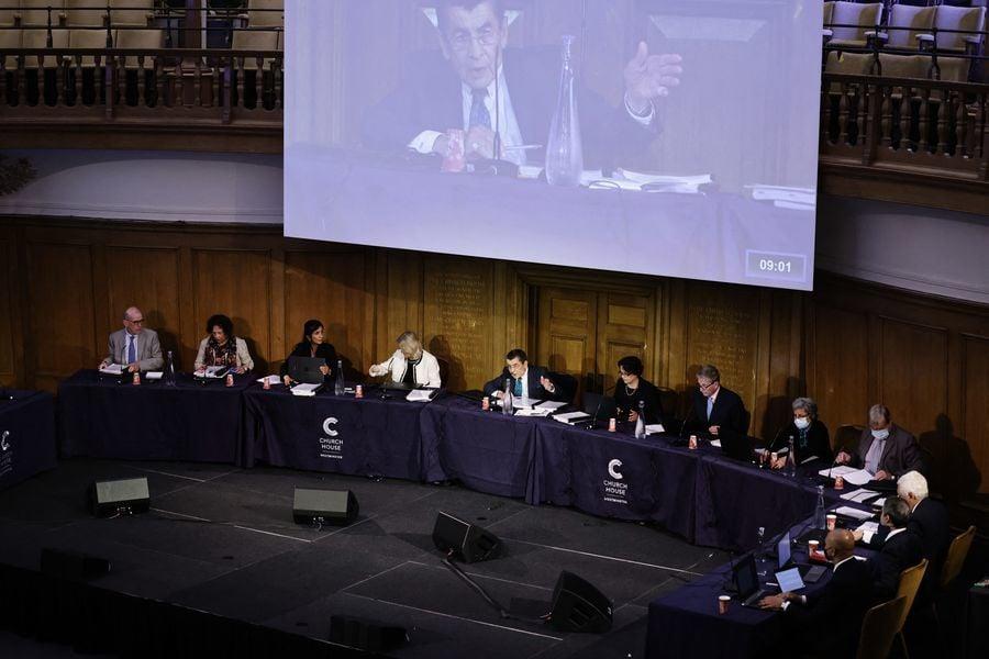 組圖:維吾爾獨立法庭倫敦開庭 聽取證人證詞