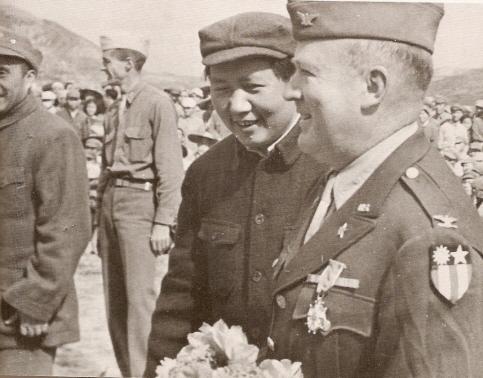 中共黨史披露當年如何麻痺美國人